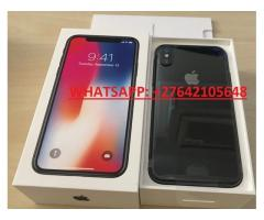 Apple iPhone X 64GB -€420 , iPhone X 256GB  - €480, iPhone 8  64GB - €350,iPhone 8 Plus  64GB €370