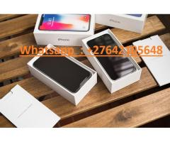 Apple iPhone X 64GB por 420 EUR y Apple iPhone X  256GB por 480 EUR, WhatsApp Chat:  +447451221931