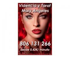 Videncia y Tarot Mary Angeles
