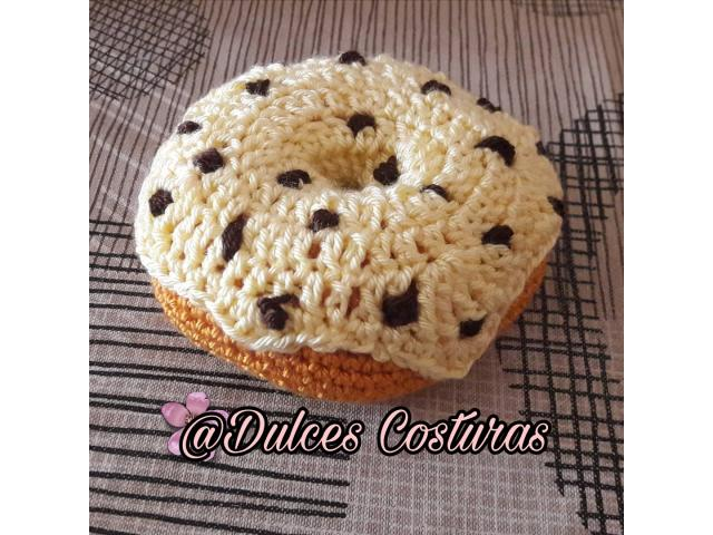 Donuts a crochet