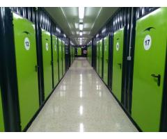 Rent storage rooms