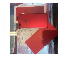 vendo Iphone 7 Rojo y Samsung S8plus